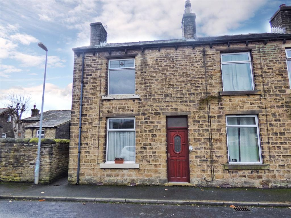 2 Bedrooms End Of Terrace House for sale in Olney Street, Slaithwaite, Huddersfield, West Yorkshire, HD7