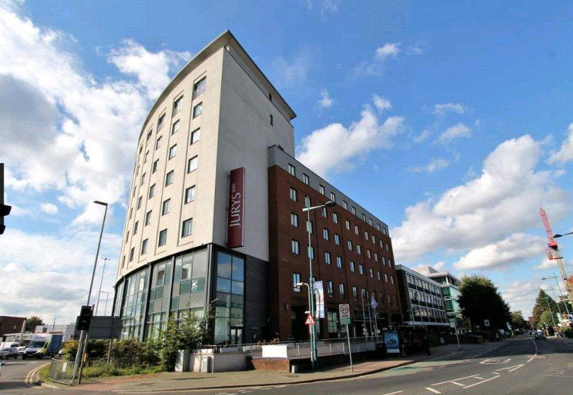 2 Bedrooms Apartment Flat for sale in Clarendon Lofts, 31-35 Clarendon Road, Watford, Hertfordshire, WD17