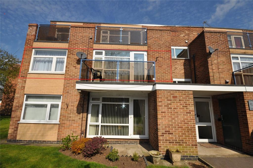2 Bedrooms Apartment Flat for sale in Chapel Street, Melton Mowbray, Leicestershire