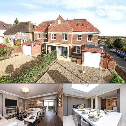 6 bedroom semi-detached house for sale - Mymms Drive, Brookmans Park, Hatfield, Hertfordshire, AL9