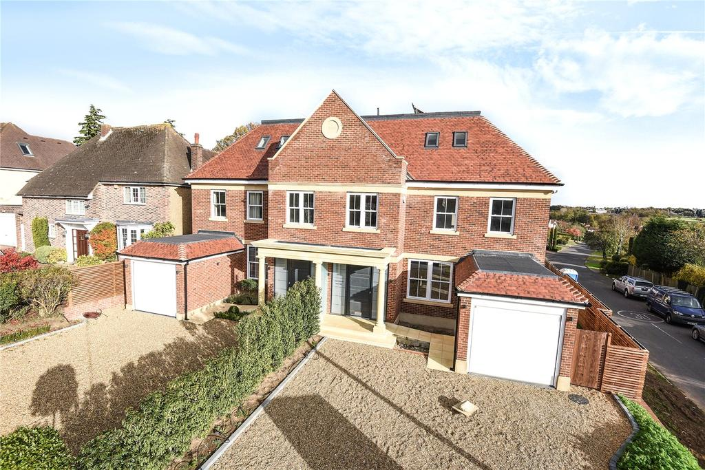 6 Bedrooms House for sale in Mymms Drive, Brookmans Park, Hatfield, Hertfordshire, AL9