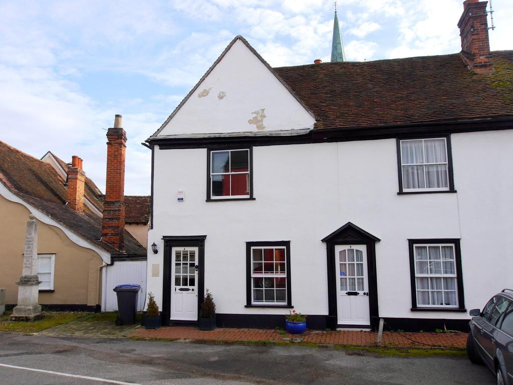 3 Bedrooms End Of Terrace House for sale in High Street Nayland Colchester CO6 4JF