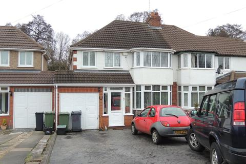 4 bedroom semi-detached house for sale - Dene Court Road, Solihull