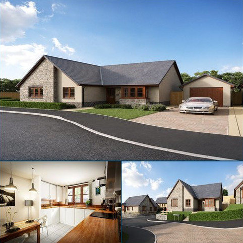 4 bedroom detached bungalow for sale - Newton Fields, Kilgetty, Pembrokeshire