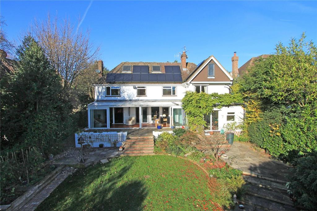 6 Bedrooms Detached House for sale in St Lawrence Avenue, Bidborough, Tunbridge Wells, Kent, TN4