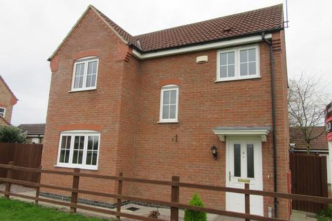 3 bedroom detached house to rent - Aldrin Close, Spalding, Lincs