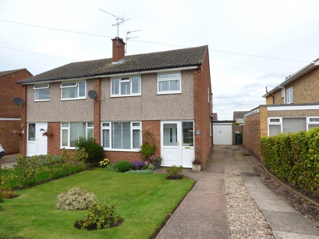 3 Bedrooms Semi Detached House for sale in Torrington Avenue, Stafford