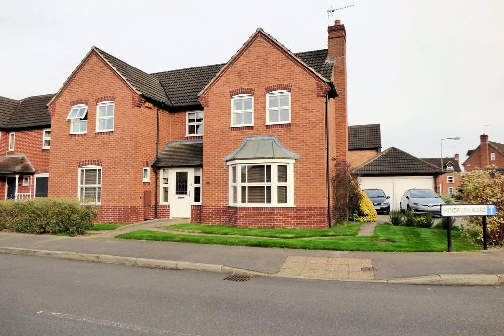 4 Bedrooms Detached House for sale in Windrush Road, Hilton