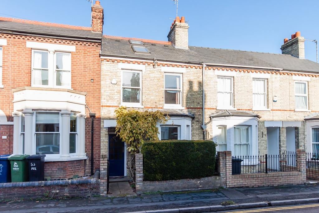 3 Bedrooms Terraced House for sale in Marshall Road, Cambridge