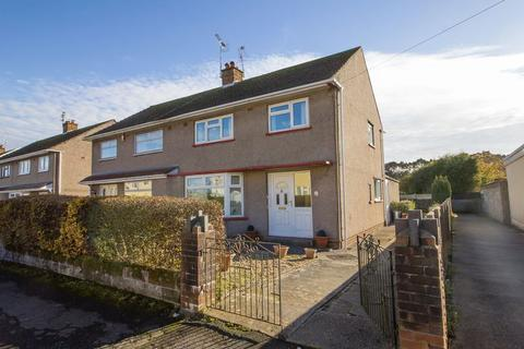 3 bedroom semi-detached house for sale - Purcell Road, Penarth