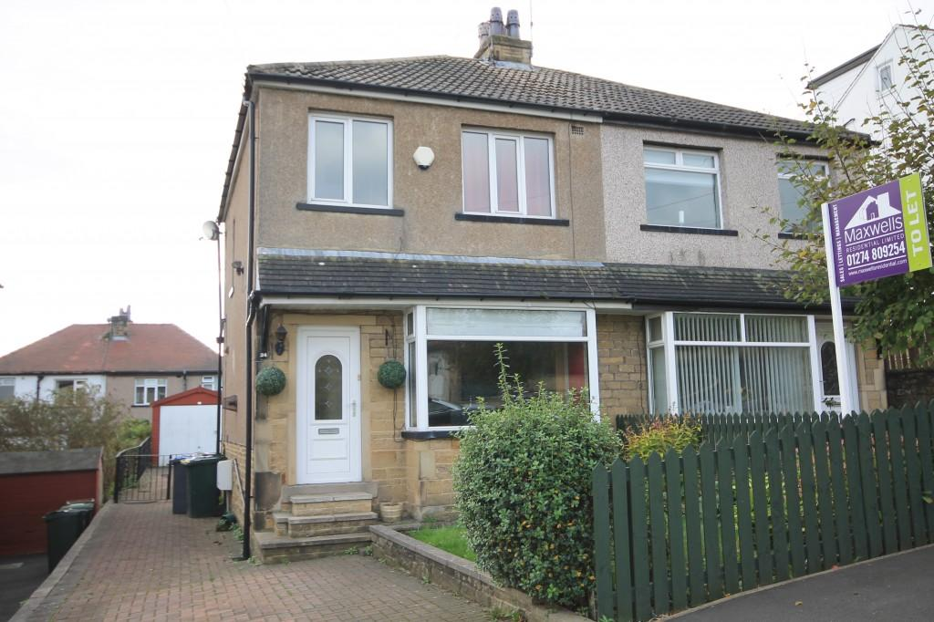 3 Bedrooms Semi Detached House for sale in Pasture Road, Baildon