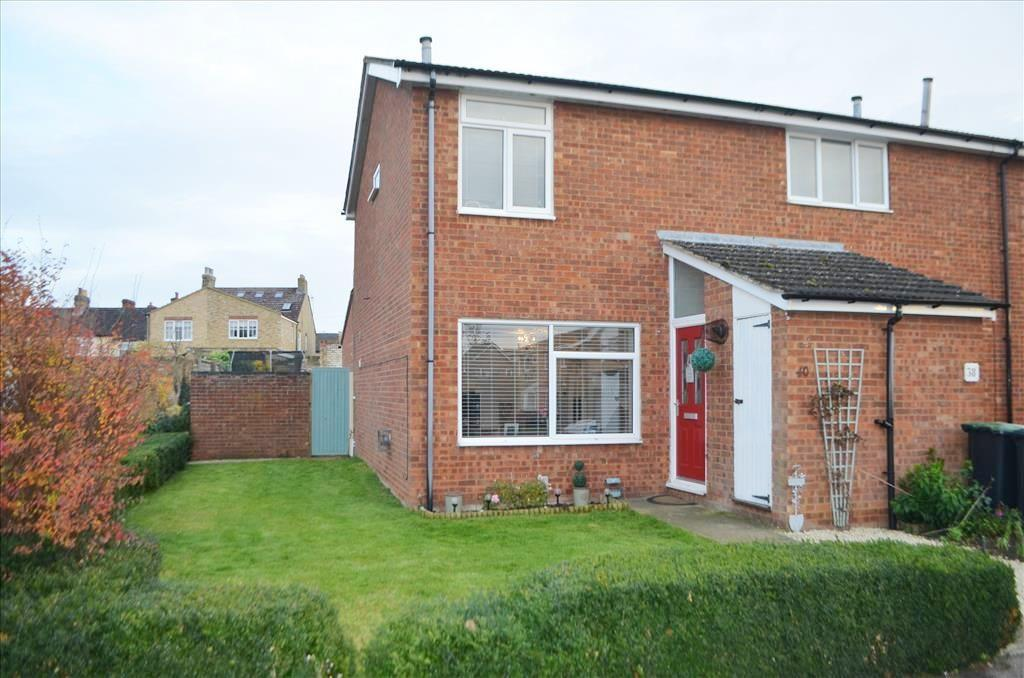 3 Bedrooms End Of Terrace House for sale in Franklin Road, Biggleswade, SG18