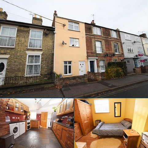 4 bedroom terraced house for sale - Station Road, Sudbury CO10 2SS