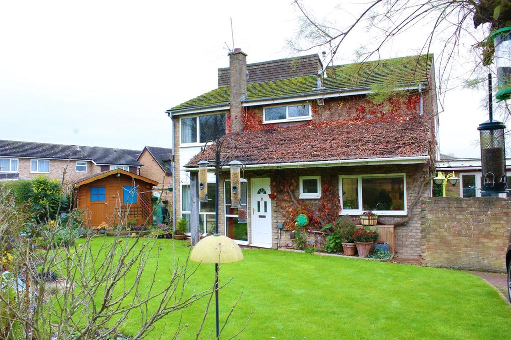 3 Bedrooms Semi Detached House for sale in The Green, Stotfold, Hitchin, SG5