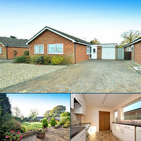 3 bedroom detached bungalow for sale - Angela Close, Martlesham, IP12 4TG