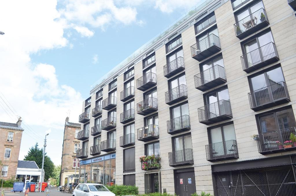 1 Bedroom Flat for sale in Montague Street, Flat 2/10, Woodlands, Glasgow, G4 9HU