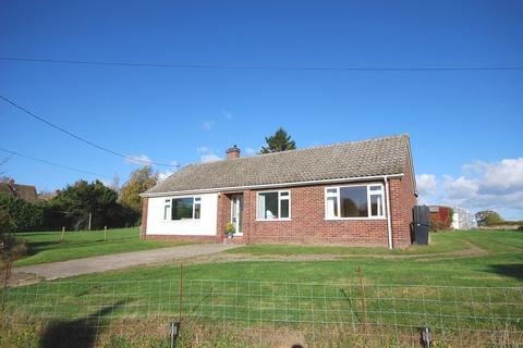 3 bedroom detached bungalow for sale - Toprow, Wreningham, Norwich