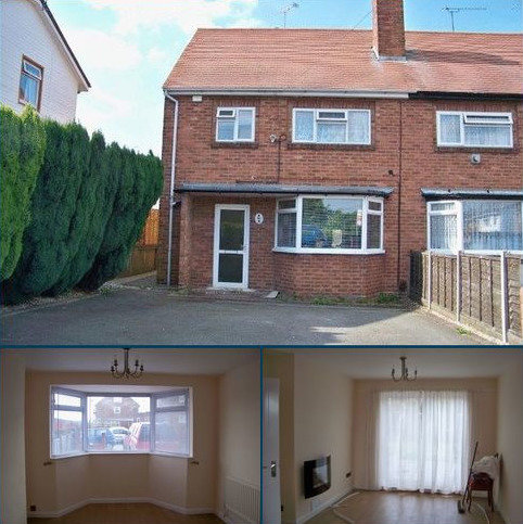 3 bedroom terraced house to rent - Tulliver Road, Nuneaton, CV10 7AL