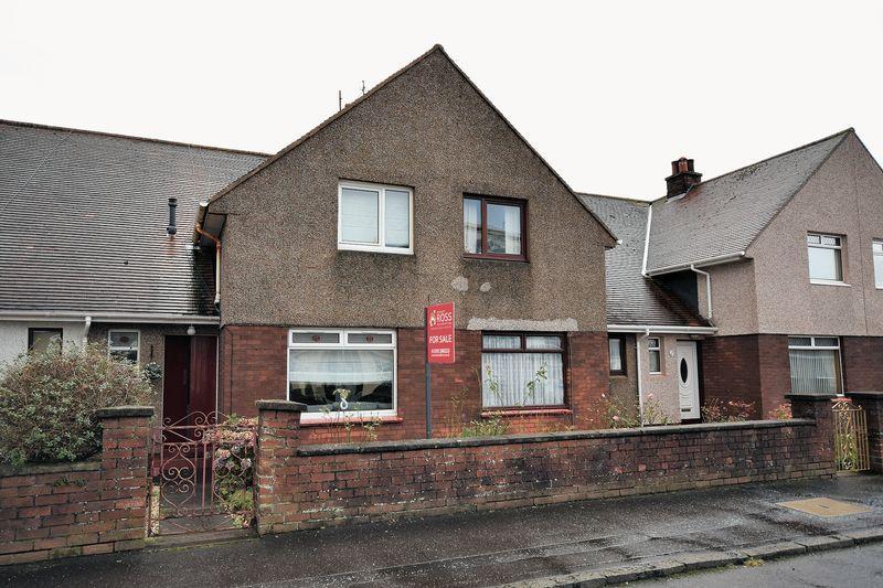 3 Bedrooms Terraced House for sale in 5 Gordon Terrace, Ayr, KA8 0EF