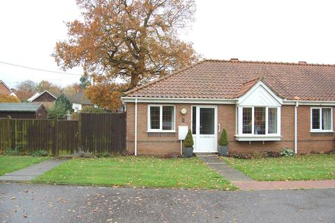 2 bedroom terraced bungalow for sale - Havergate, Horstead