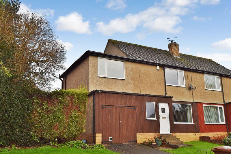 4 Bedrooms Semi Detached House for sale in Fairfield Crescent, Hexham