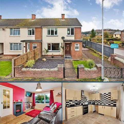3 bedroom end of terrace house for sale - Bray Close, Burlescombe