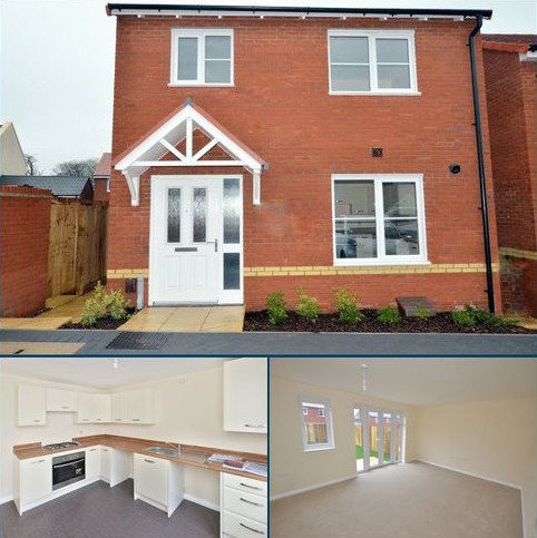 3 bedroom end of terrace house to rent - 1 Violet Drive, Newton Abbot