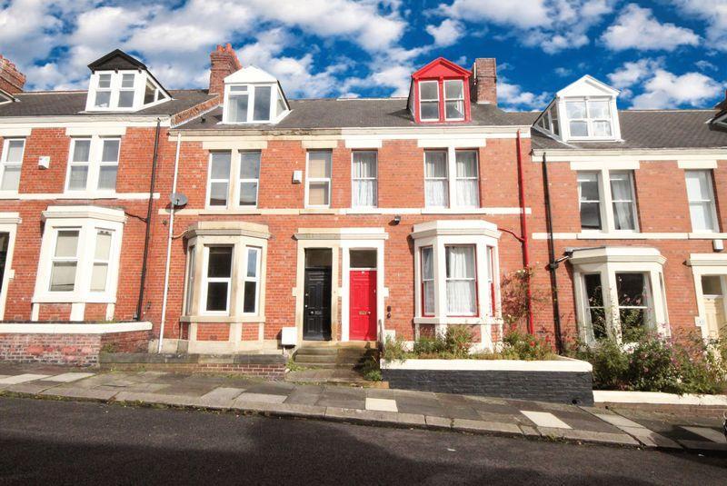 4 Bedrooms Terraced House for sale in Salisbury Gardens, Jesmond Vale, Newcastle