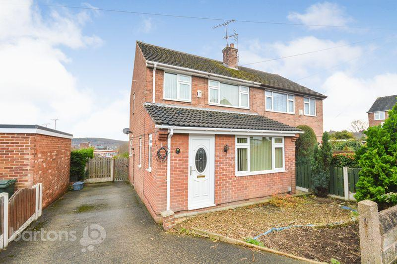 3 Bedrooms Semi Detached House for sale in Bradgate Close, Kimberworth