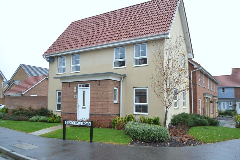 3 Bedrooms Detached House for sale in Bishopdale Road, Scunthorpe