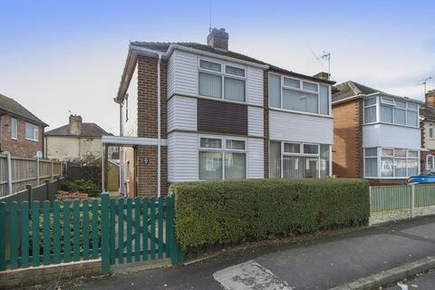 3 bedroom semi-detached house for sale - THE CRESCENT, CHADDESDEN