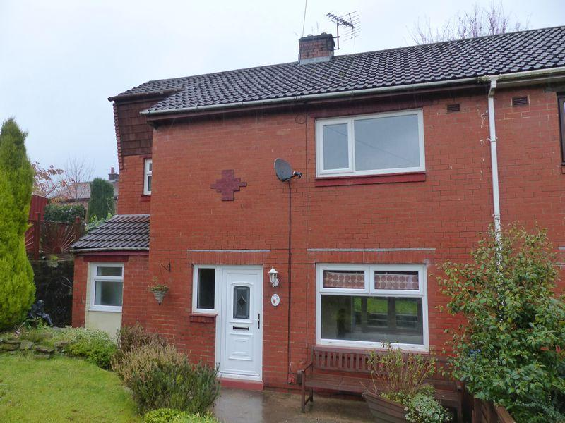3 Bedrooms Semi Detached House for sale in Brandon Crescent, Oldham