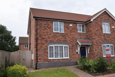 3 bedroom semi-detached house to rent - Scholars Walk, Brigg