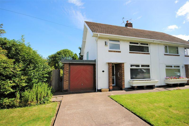 3 Bedrooms Semi Detached House for sale in 110 Manor Drive, Upton