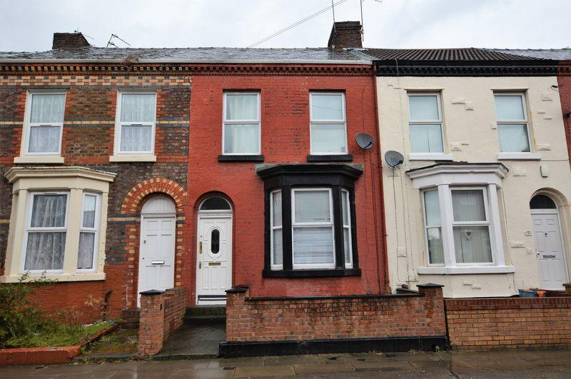 2 Bedrooms Terraced House for sale in 10 Newark Street, Liverpool