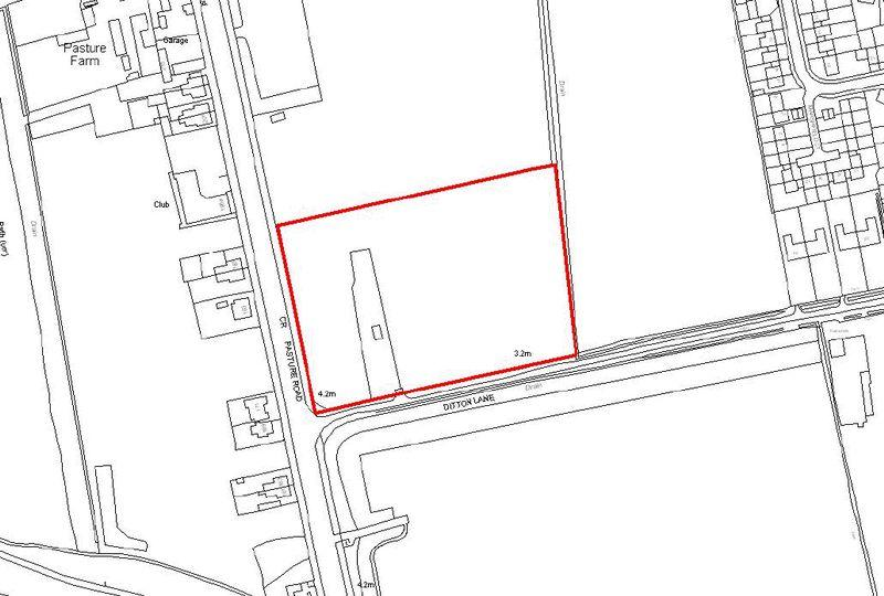 Land Commercial for sale in Land at Ditton Lane, Wirral