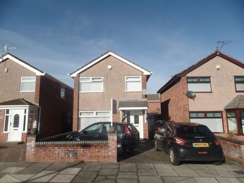 3 Bedrooms House for sale in 9 Gorsewood Grove, Liverpool