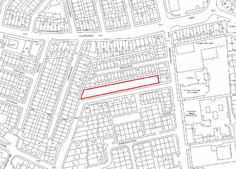 Land Commercial for sale in Land at Oakdale Road, Wallasey