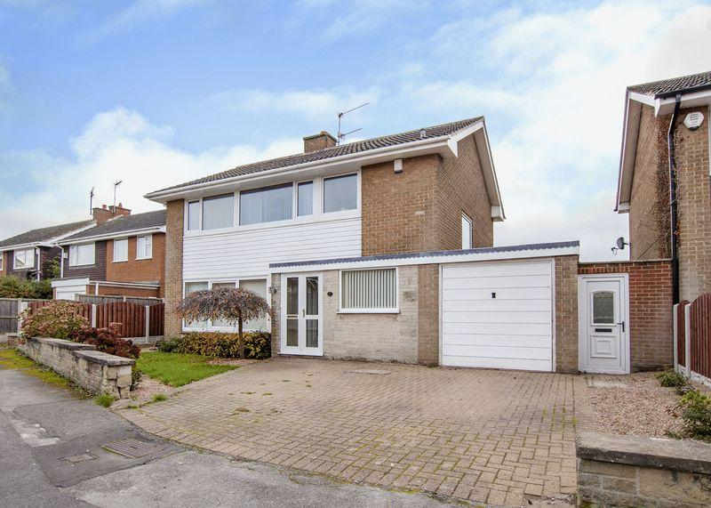 4 Bedrooms Detached House for sale in Alderson Road, Worksop