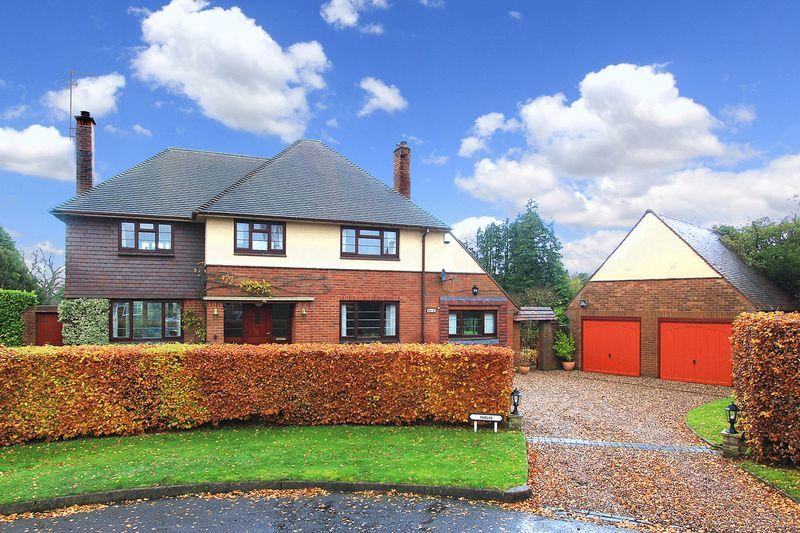 3 Bedrooms Detached House for sale in TETTENHALL, Wergs Drive