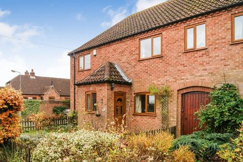 3 bedroom semi-detached house for sale - Brownlow Close, East Stoke