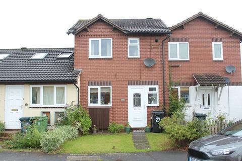 2 bedroom terraced house to rent - The Paddocks, Bicton Heath, Shrewsbury, SY3 5ER