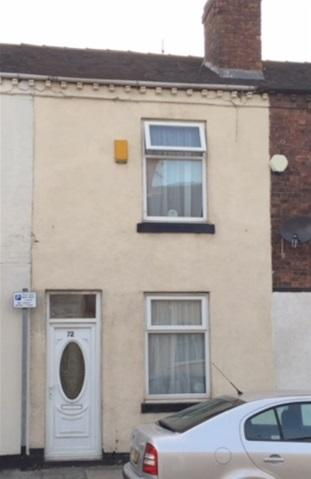 2 Bedrooms Terraced House for sale in LONSDALE STREET, STOKE, STOKE-ON-TRENT