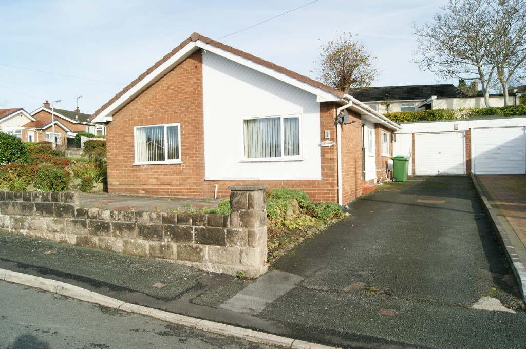 3 Bedrooms Detached Bungalow for sale in Rothesay Close, Wrexham