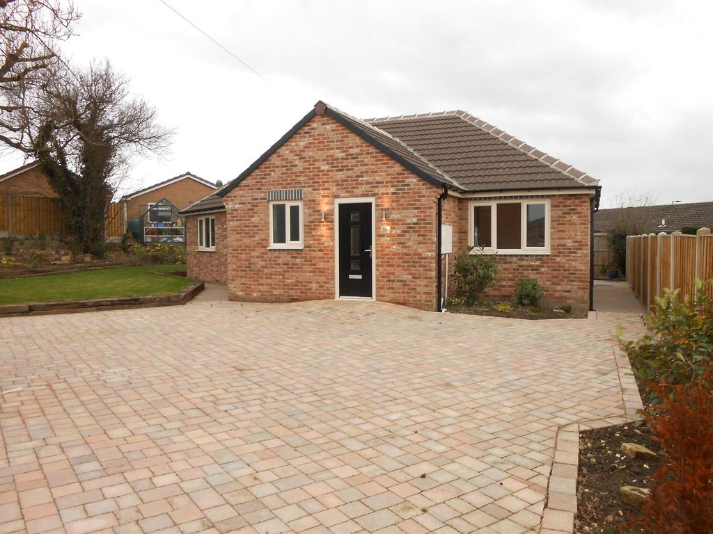3 Bedrooms Detached Bungalow for sale in Horbiry End, Todwick
