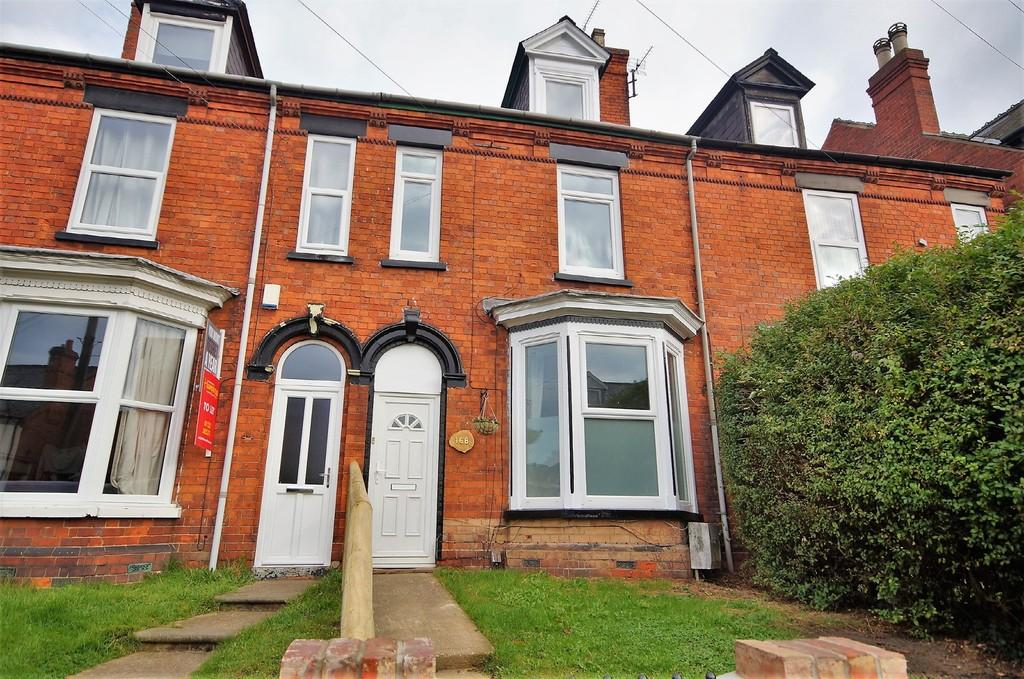 4 Bedrooms Terraced House for sale in West Parade, Lincoln