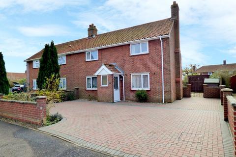 3 bedroom semi-detached house for sale - Julians Way, Pulham Market