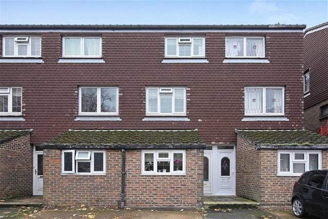 4 Bedrooms House for sale in Hoskins Close, Canning Town