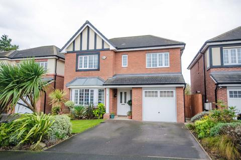 4 bedroom detached house to rent - 22 Elmtree Road, Saughall, Chester