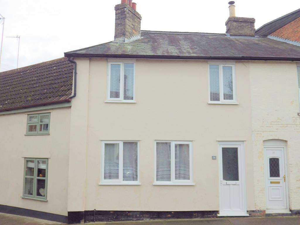 1 Bedroom Terraced House for sale in Stowupand Street, Stowmarket IP14